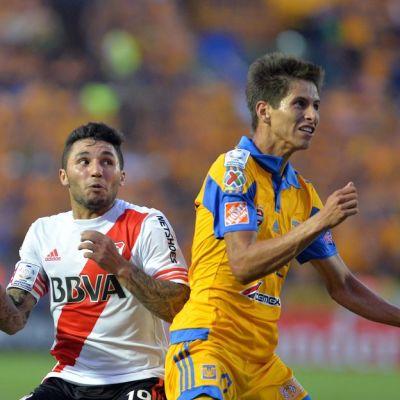 River Plate ja Tigres pelaavat Copa Libertadoresin finaalissa 2015.