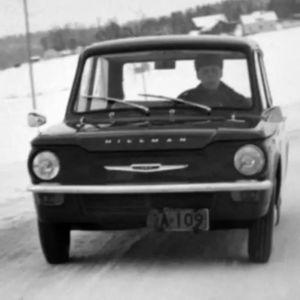 Automerkki Hillman Imp esittelyssä Moottoriruutu-ohjelmassa