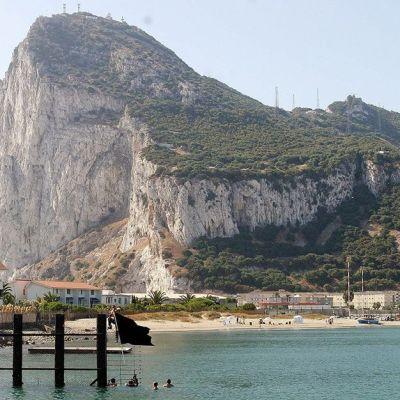 Gibraltar on ollut osa Britanniaa vuodesta 1713 lähtien.