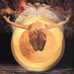 Salvador Dalis tolkning av himmelsfärden