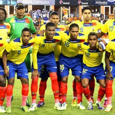 Ecuadorin jalkapallomaajoukkue