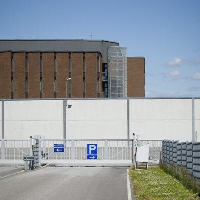 Saramäen vankila Turussa 29. kesäkuuta 2012.
