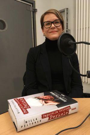 Kirjallisuustutkija Milla Peltonen
