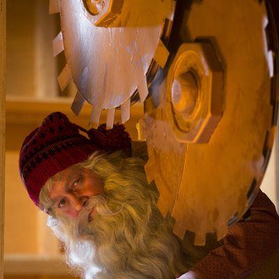 Rovaniemen teatteri joulupukki joulutarina