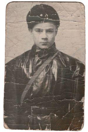 Mauno Koivisto nuorena sammutusjoukoissa