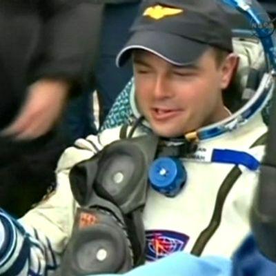 Astronautti Reid Wiseman