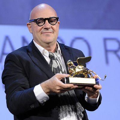 Gianfranco Rosi ja Kultainen Leijona -palkinto