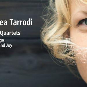Dahlkvist-jousikvartetin levy / Andrea Tarrodin musiikkia