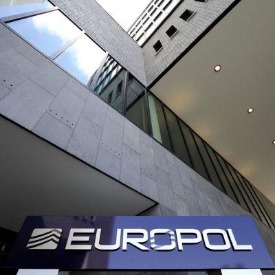 Europolin päämaja Haagissa.