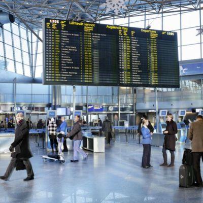 Helsinki-Vantaa lentoasema