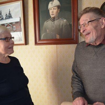 Liisa ja Severi Tallbacka