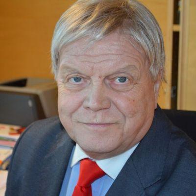 Kansanedustaja Jouko Skinnari.