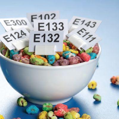 Lisäaineet, Eviran raportti