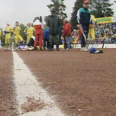 Superpesisfinaali vuodelta 1994.