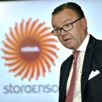 Karl-Henrik Sundström ny VD för Stora Enso