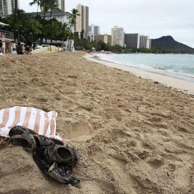 Waikiki Beach Havaijilla