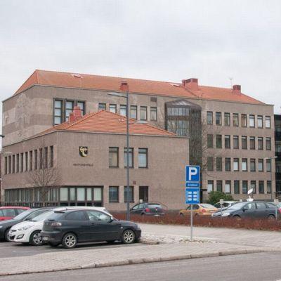 Varkauden kaupungintalo.