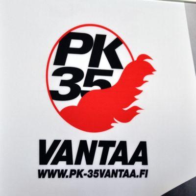 PK-35 Vantaan logo.