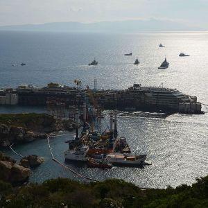 Bärgningen av Costa Concordia
