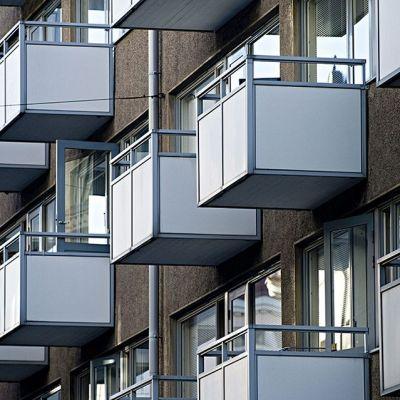Små lägenheter i Helsingfors