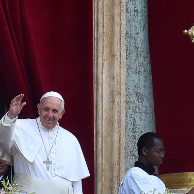 Påven håller Urbi et orbi