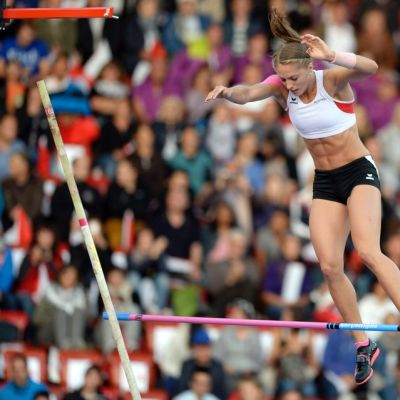 Kira Gruenberg,  European Athletics Championships 2014