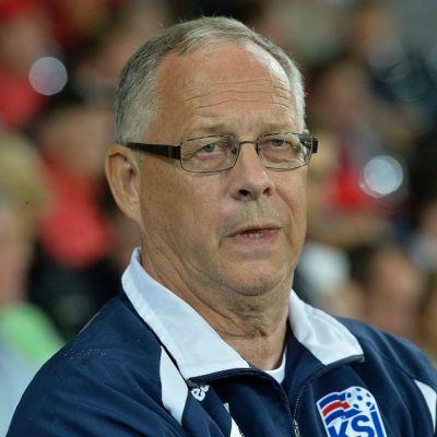 Lars Lagerbäck kuvassa