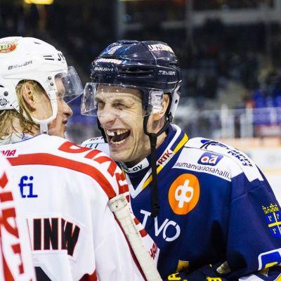 Jani Tuppurainen ja Ville Nieminen
