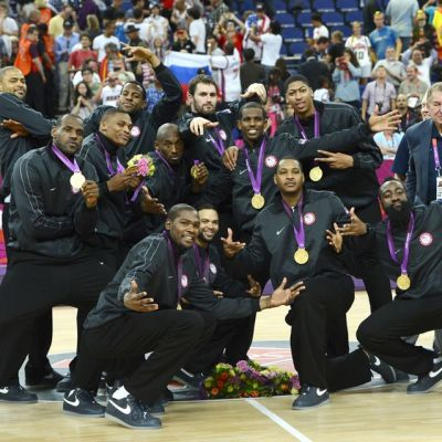Yhdysvallat koripallo