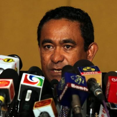 Malediivien presidentin Abdulla Yameenin pikaveneellä tapahtui räjähdys syyskuun loppupuolella.