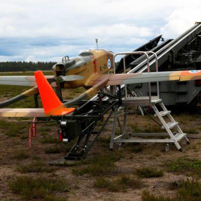 Ranger-tiedustelukone, miehittämätön ilma-alus