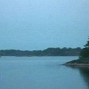 Öinen maisema Saaristomerellä