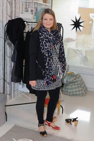 Bloggaaja Heidi Nousiainen
