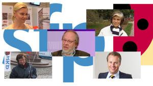 Svenska folkpartiets fullmäktigegrupp i Helsingfors.