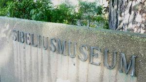 Sibeliusmuseum i Åbo