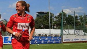 Anna Westerlund, LSK Kvinner.