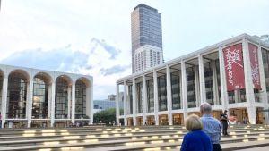 Lincoln Center är maktcentrum för musiklivet i New York