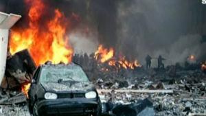 Rafik Hariri mördades i en bombattack i Beirut år 2005