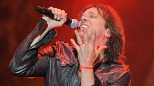 Joey Tempest i Europe