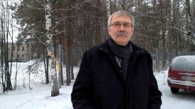 Seppo Rapo, stadsstyrelsens ordförande i Vasa.