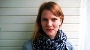 Käsikirjoittaja Terhi Arola.