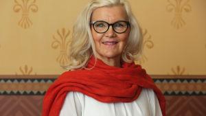 Marja Pentikäinen är direktör vid Diakonissanstalten i Helsingfors.
