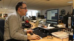 Redaktören Ricardo Alexandres radioprogram lades ner efter en kritisk Angola-krönika.