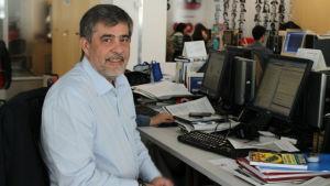 Celso Filipe skriver ofta om Angola på affärstidningen Jornal de Negocios.