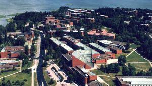 tekniksa högskolans campus i Esbo