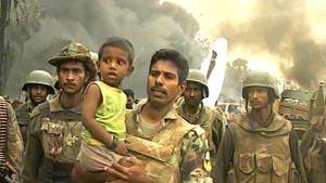 Tamilgerilla i Sri Lanka