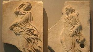 Nytt Akropolismuseum öppnas i Aten.