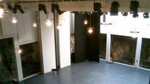 Gyllenbergsalen i Sandels Musik- och kulturskola