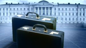 Ministerportföljer