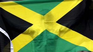 Jamaicas flagga